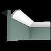 C260, C260F - Listwa gzymsowa gładka, sztukateria Orac Decor, kolekcja Orac Decor Luxxus