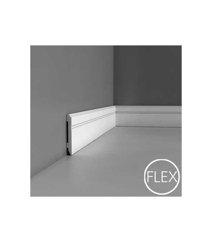 SX105/SX105F - Listwa przypodłogowa, sztukateria Orac Decor, kolekcja Orac Luxxus