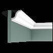 CX108 - Listwa gzymsowa gładka, sztukateria Orac Decor, kolekcja Orac Axxent