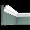 CX112 - Listwa gzymsowa gładka, sztukateria Orac Decor, kolekcja Orac Axxent