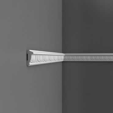 PX114 - Profil dekoracyjny z ornamentacją (listwa ścienna), sztukateria Orac Decor, kolekcja Orac Axxent