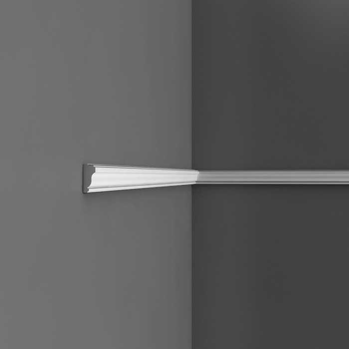 PX117 - Profil dekoracyjny gładki (listwa ścienna), sztukateria Orac Decor, kolekcja Orac Axxent