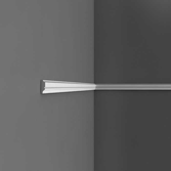 PX116 - Profil dekoracyjny gładki (listwa ścienna), sztukateria Orac Decor, kolekcja Orac Axxent