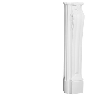 H100C - Element obudowy kominka, sztukateria Orac Decor, kolekcja Orac Luxxus