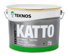 Katto - antyrefleksycja farba do sufitów, pełny mat TeknosPRO