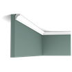 C250, C250F - Listwa gzymsowa gładka, sztukateria Orac Decor, kolekcja Orac Decor Luxxus