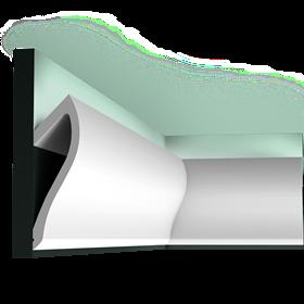 C371 - Listwa gzymsowa, oświetleniowa Orac Decor Luxxus