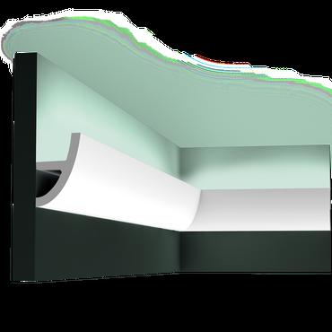 C373 Antonio - Listwa gzymsowa, oświetleniowa Orac Decor Luxxus