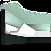 C357 Straight - Listwa gzymsowa, oświetleniowa Orac Decor Luxxus