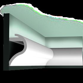 C364 Wave - Listwa gzymsowa, oświetleniowa Orac Decor Luxxus