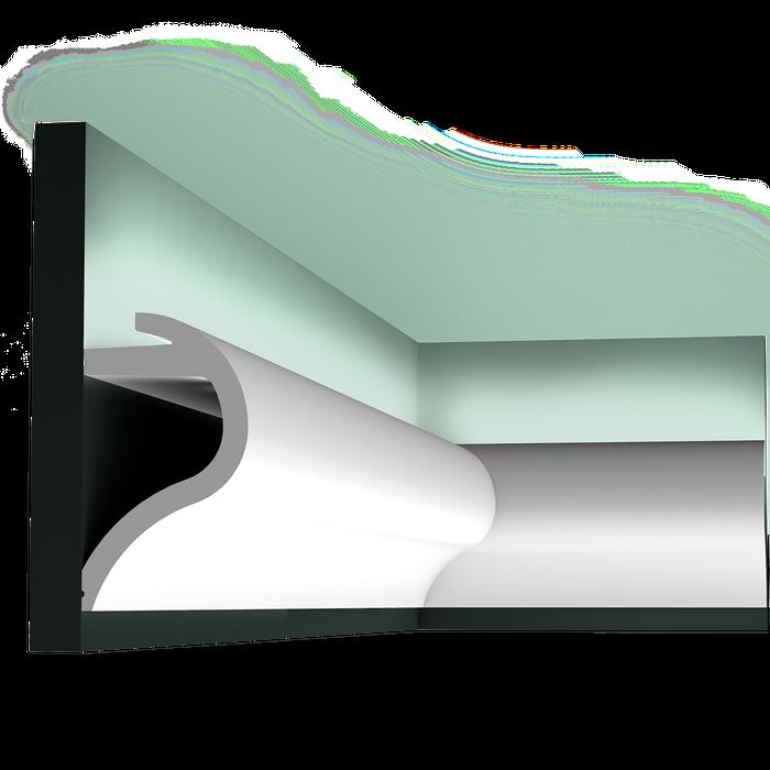 C361 Stripe - Listwa gzymsowa, oświetleniowa Orac Decor Luxxus
