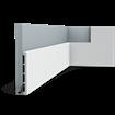 DX168 - Element obudowy drzwi lub profil dekoracyjny, sztukateria Orac Decor, kolekcja Orac Axxent