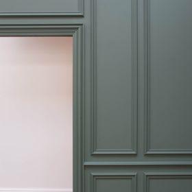 DX170 - Elemend obudowy drzwi, profil dekoracyjny