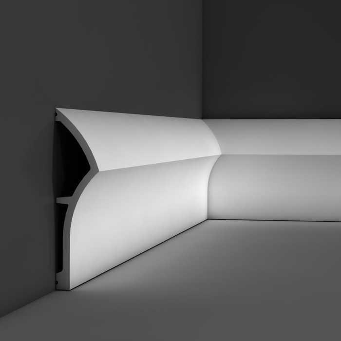 SX167 Dune - Listwa przypodłogowa, sztukateria Orac Decor, kolekcja Orac Luxxus