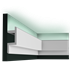 C382 - Listwa oświetleniowa, gzymsowa Orac Decor Luxxus