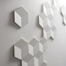 W100 Rombus - Panel dekoracyjny 3d Orac Decor