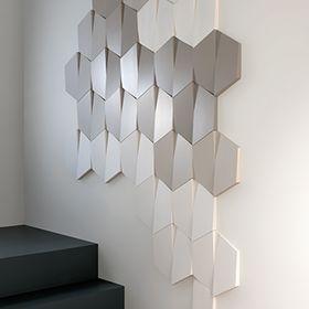 W101 Trapezium - Panel dekoracyjny 3d Orac Decor