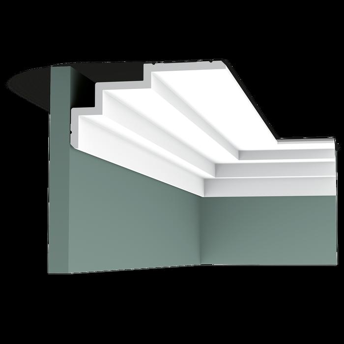 C391 - Listwa oświetleniowa, gzymsowa Orac Decor Luxxus