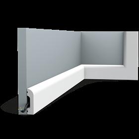 DX182-2300 - Listwa przypodłogowa, obudowa drzwi, Orac Decor Axxent