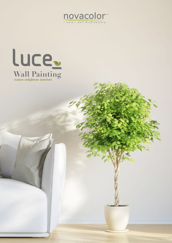 Luce - Dekoracyjna farba metaliczna Novacolor