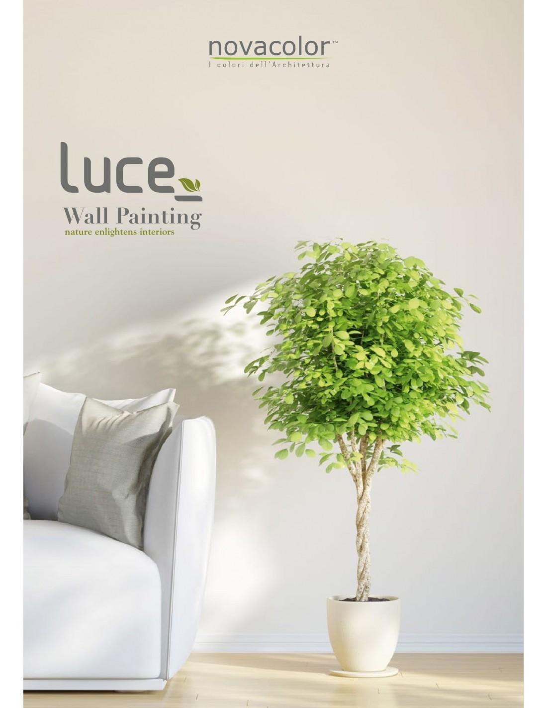 Luce Dekoracyjna Farba Metaliczna Novacolor Sklep I