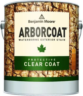 Arborcoat Exterior Waterborne Stain Protective Clear Coat 636 3.78L