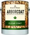 Arborcoat Exterior Waterborne Stain Protective Clear Coat 636