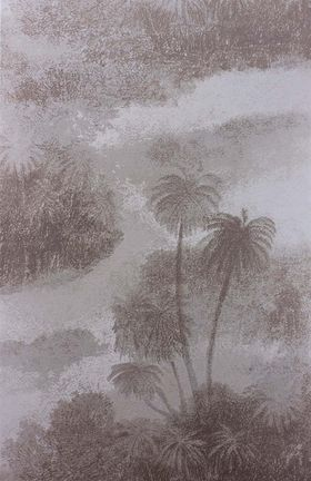 W6652-02 Cocos Tapeta SAMANA Matthew Williamson