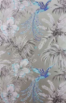 W6655-06 BIRD OF PARADISE Tapeta SAMANA Matthew Williamson