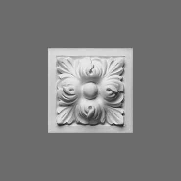 D210 - Elemement obudowy drzwiowej, sztukateria Orac Decor, kolekcja Orac Luxxus