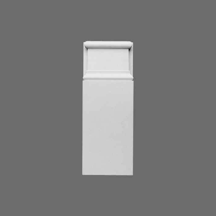 D310 - Elemement obudowy drzwiowej, sztukateria Orac Decor, kolekcja Orac Luxxus