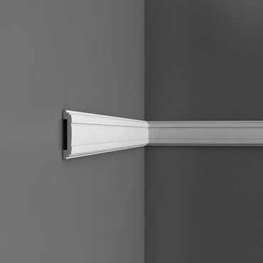 PX102 - Profil dekoracyjny gładki (listwa ścienna), sztukateria Orac Decor, kolekcja Orac Axxent