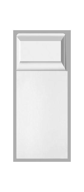KDS-33 Cokół do obramowania drzwi, sztukateria Creativa