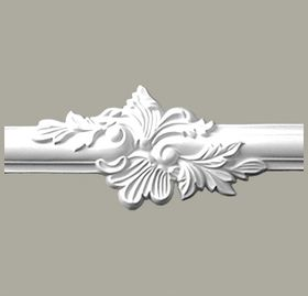 LNG-09-2 Narożnik listwy ściennej , sztukateria Creativa