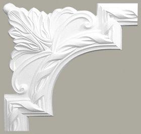 LNZ-04-1 Narożnik listwy ściennej , sztukateria Creativa