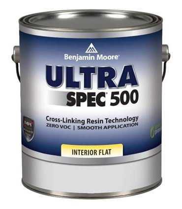 N536 Ultra Spec - farba ścienna Benjamin Moore Mat 0.95 l