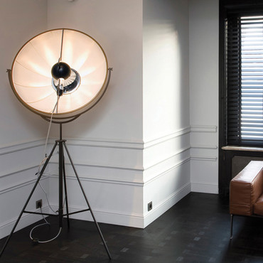 P4020/P4020F - Profil dekoracyjny (listwa ścienna)  gładka, sztukateria Orac Decor, kolekcja Orac Luxxus
