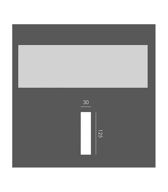 LP052 Profil elewacyjny, listwa elewacyjna