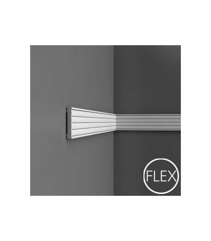 P5020/P5020F - Profil dekoracyjny (listwa ścienna)  gładka, sztukateria Orac Decor, kolekcja Orac Luxxus