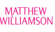 Manufacturer - Matthew Williamson